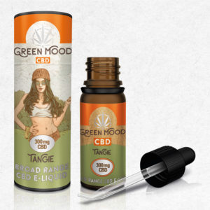 Green Mood Tangie 3% CBD Eliquid