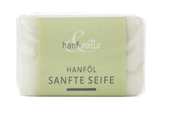 Sanfte Handseife hanf&natur