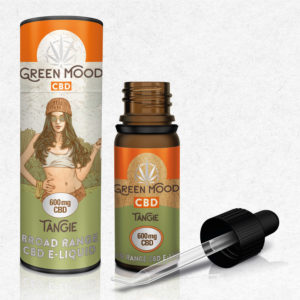Green Mood 6% Cbd Eliquid