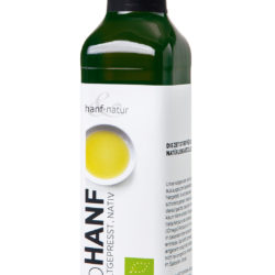 Hanföl hanf&natur 250ml