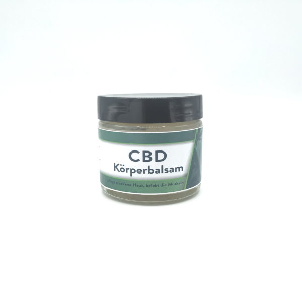 CBD Körperbalsam Green Vita Organics