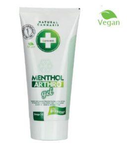 Menthol Arthro Gel Annabis 200 ML