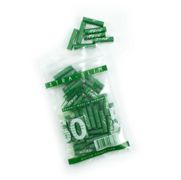 Purize Filter 50er Packung grün