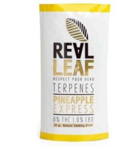 real leaf pineapple express