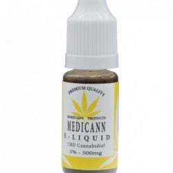 Medicann CBD E-Liquid 5 Prozent