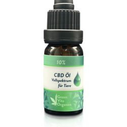 CBD Öl 10% für Tiere
